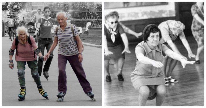 Возраст - ничто, спорт - ВСЕ!