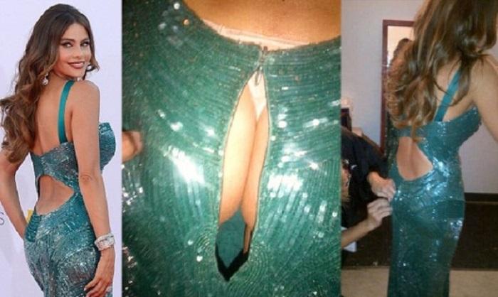 Неловкие засветы под юбкой знаменитостей, порно влагалище до и после секса