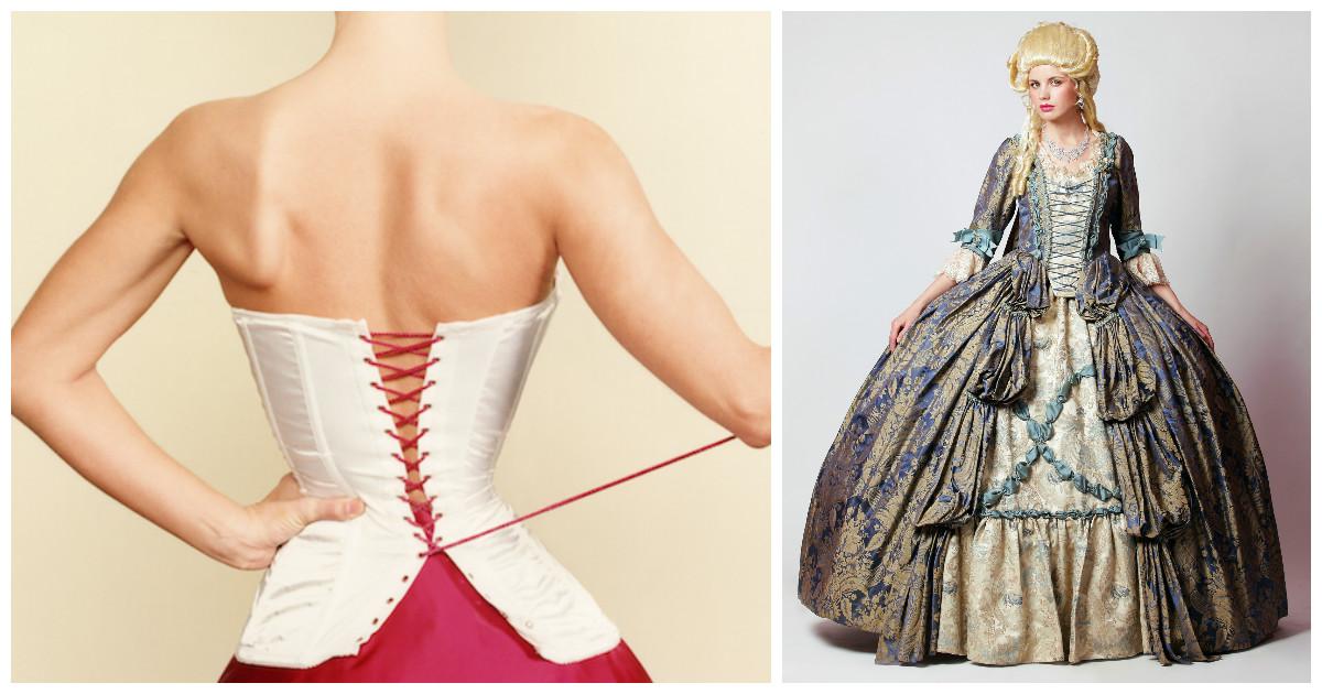 10 смертельно опасных исторических тенденций моды