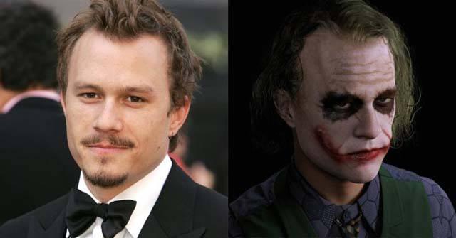 Неподражаемые примеры грима в кино и актеры скрывающиеся под ним