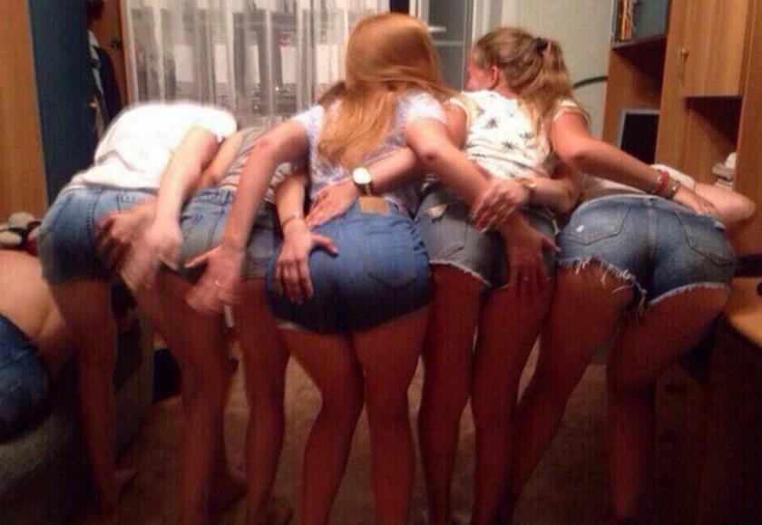 Секс пикники русских студентов порой