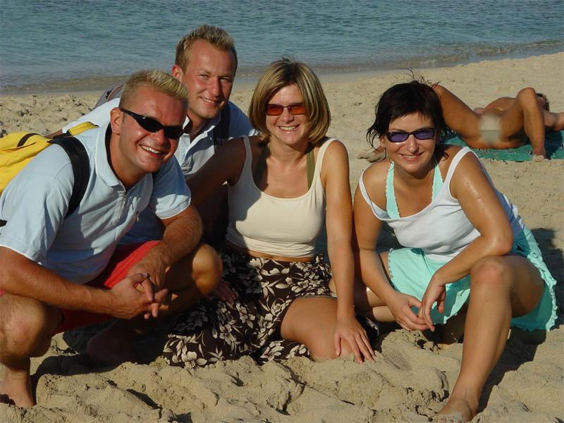 Foto nude family