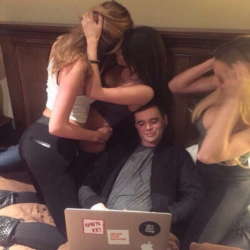 Эх, было время безумных студенческих вечеринок..