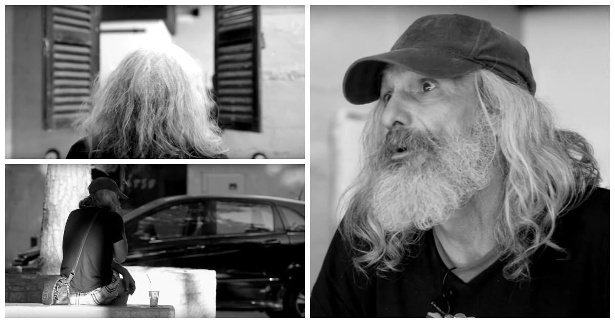 От реакции преображения 55-летнего бездомного у любого навернутся слезы