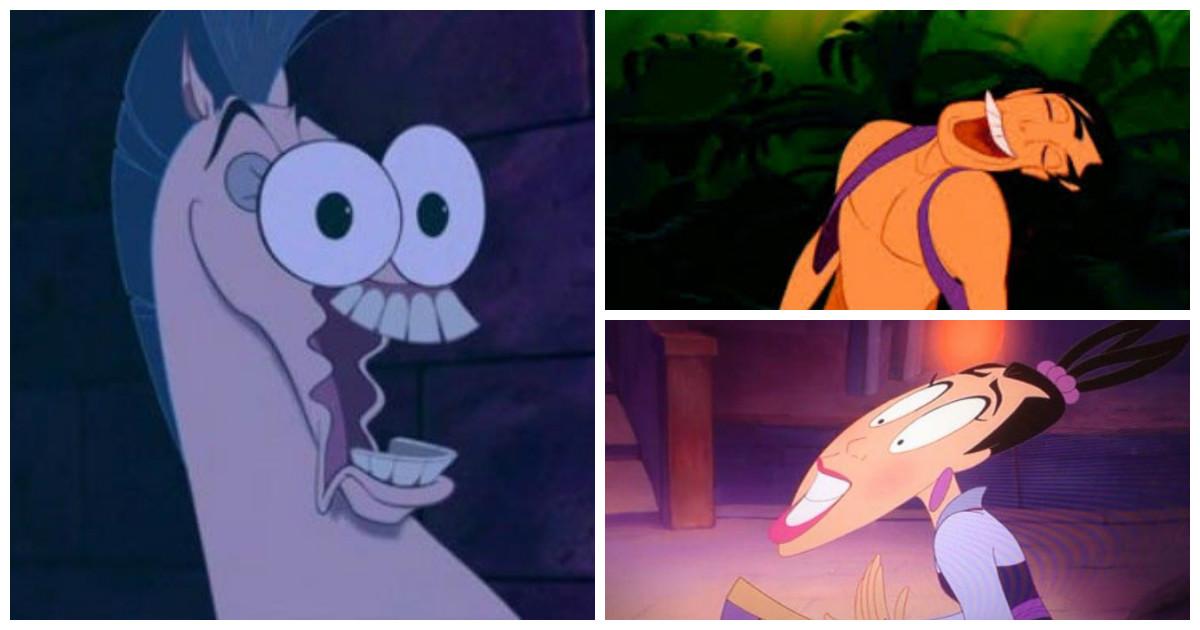Обычная пауза меняет главных героев мультфильмов до неузнаваемости