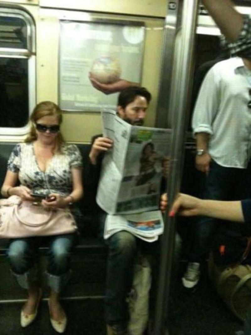 Пез палева в общественном транспорте