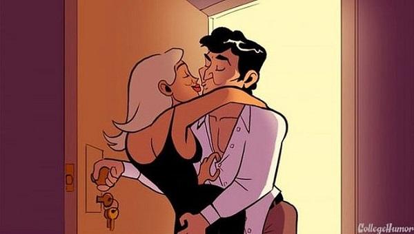 веселые картинки о нелепых моментах в сексе