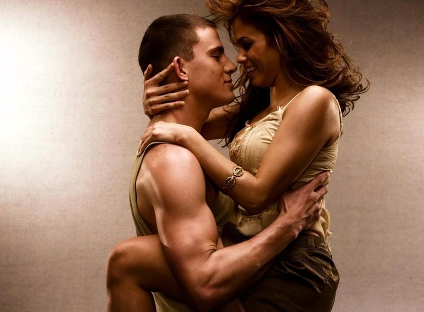 красивая пара занимается любовь фото