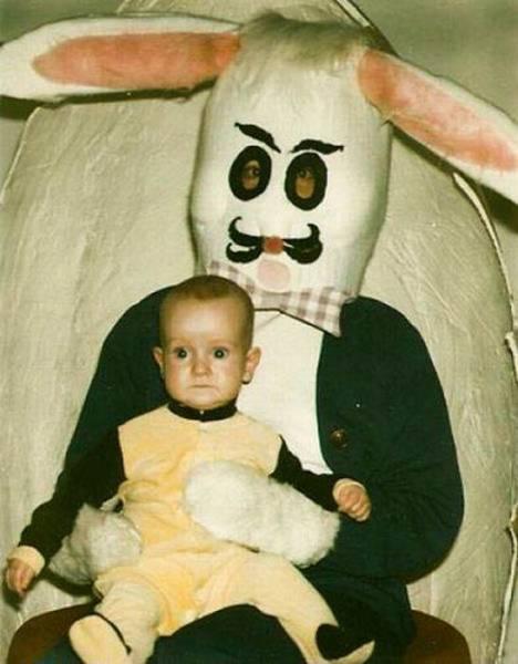 Когда Пасха превращается в Хэллоуин