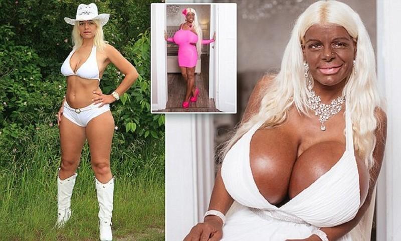 женщины с большими клиторам фотографии