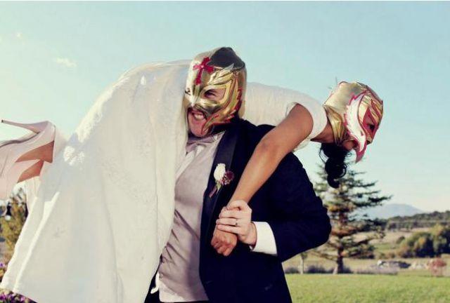 Самые странные и дурацкие свадебные моменты пойманные на камеру