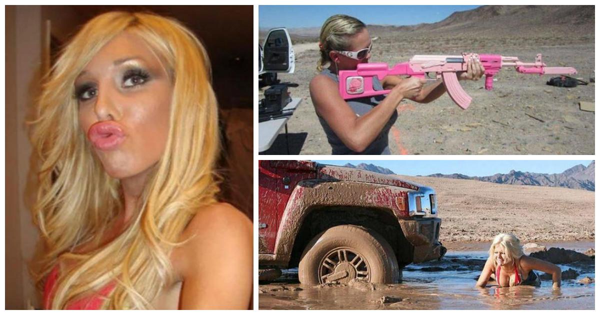 Такие забавные и уникальные девушки блондинки