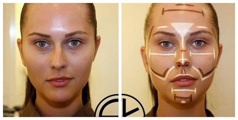 15 доказательств того, что умелый визажист может изменить внешность до неузнаваемости