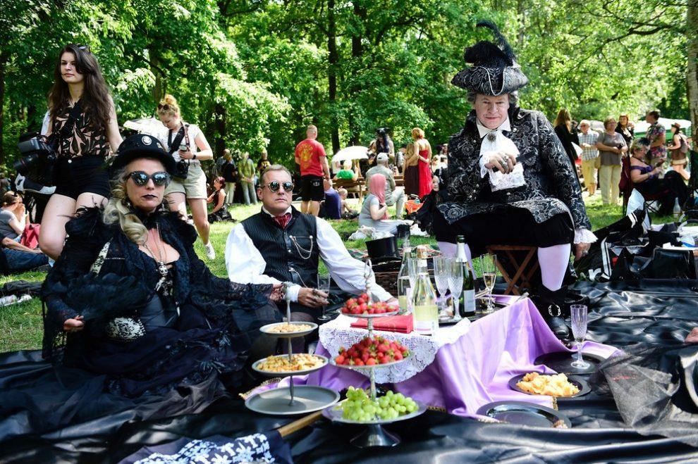 В Лейпциге состоялся самый крупный фестиваль готической субкультуры