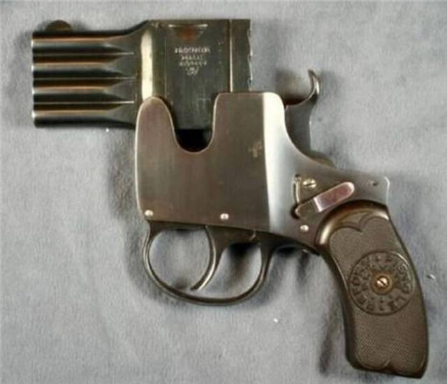 У оружейной промышленности креативности хоть отбавляй