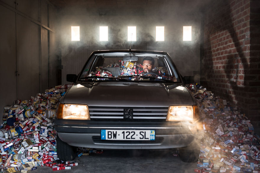 Что будет, если в течение 4 лет не выносить мусор