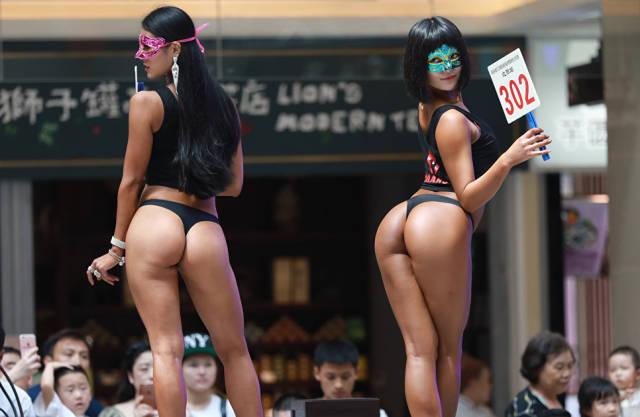 Конкурс Мисс Бум Бум отправился в Китай, чтобы найти там лучшую задницу