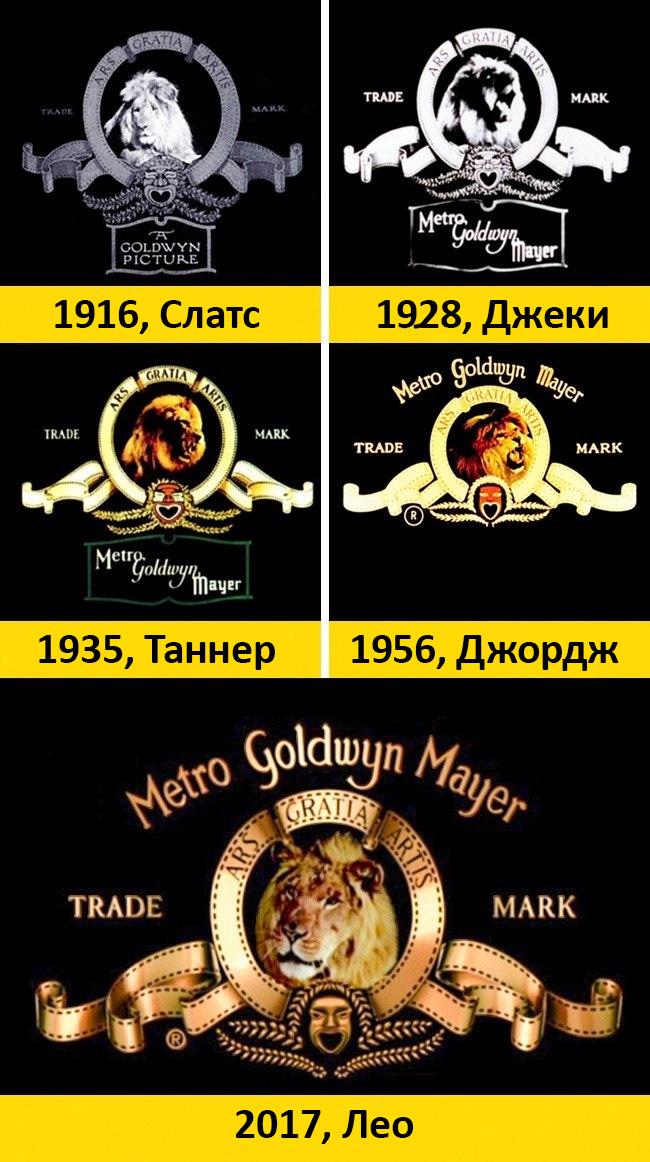 10 известных логотипов, которые ты видел сто раз. Знал бы ты, как они создавались!
