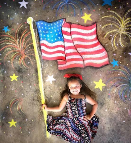 Как американцы отмечали день независимости США