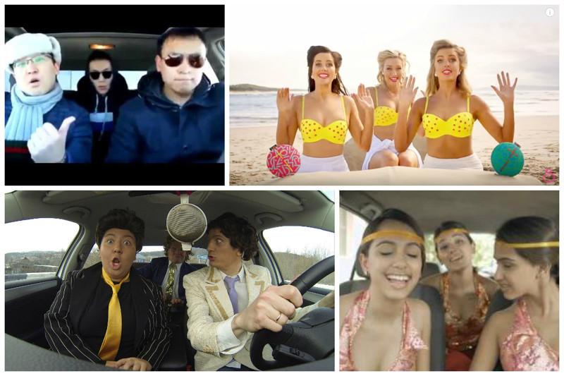 Сообразим на троих видео ролики