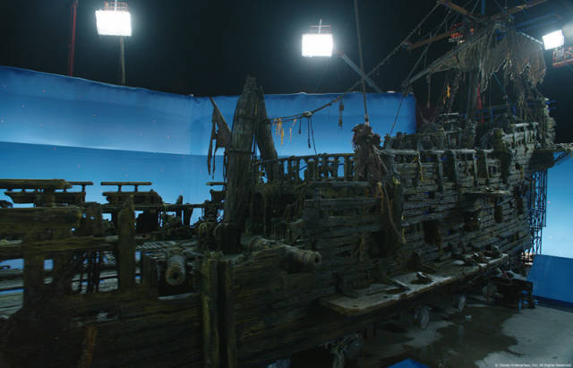 Пиратов Карибского моря можно переименовывать в пиратов компьютерной графики