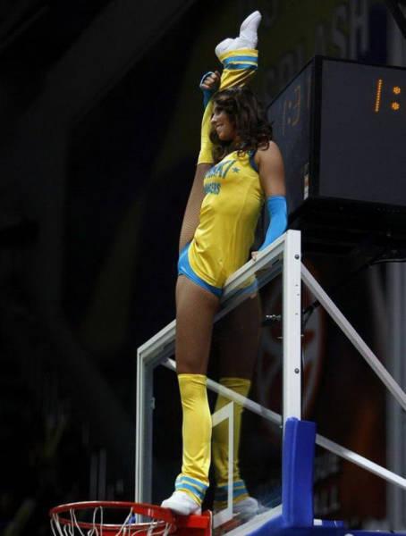 Женщины в спорте - дело бессмысленное и беспощадное