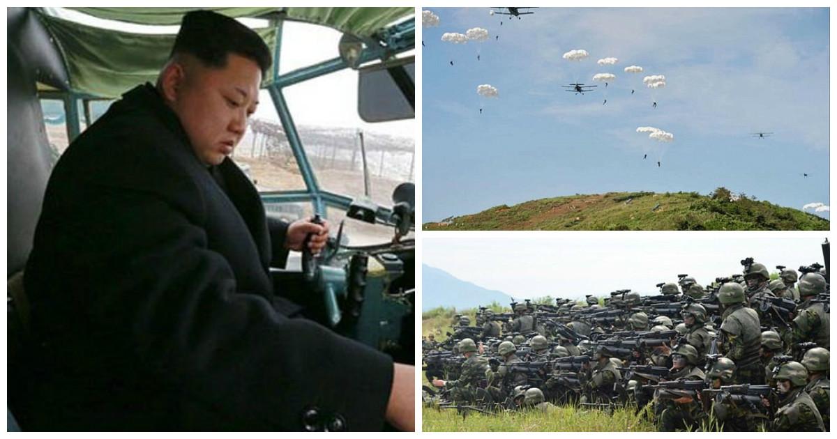 Как Северная Корея репетировала захват южных соседей