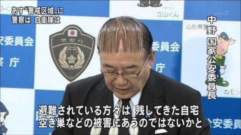 Если на голове бардак, то что же внутри?