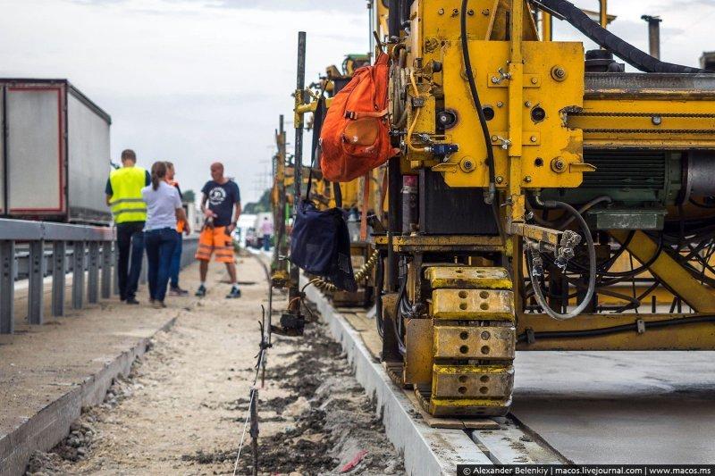Как строят дороги в Германии и почему так не делают у нас