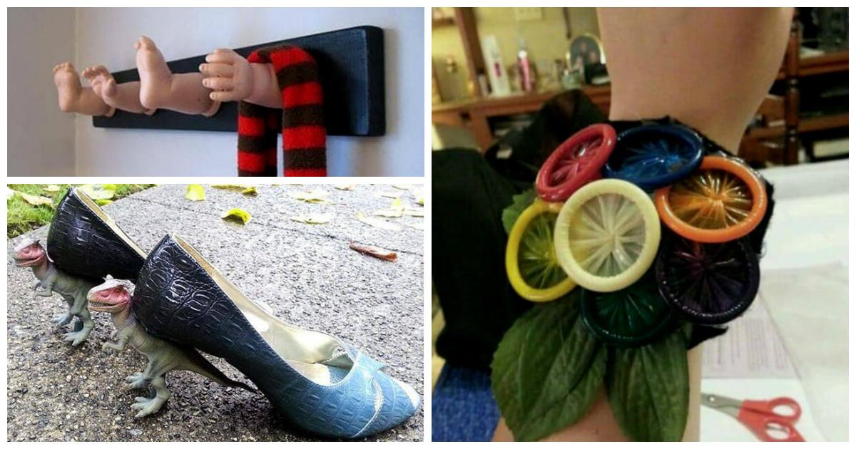 20 крутых вещей, которые легко сделать своими руками