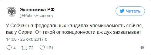 Как у соцсетей пригорает от Собчак и ее предвыборной кампании
