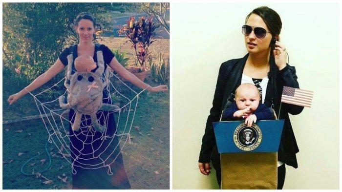 Крутые идеи костюмов  для родителей  к хеллоуину
