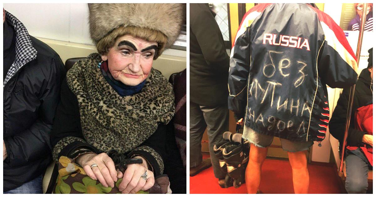 Безжалостное модное однообразие побеждает, но есть они - те, кто смогли выделиться из толпы!