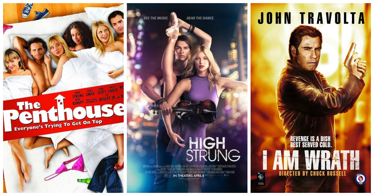 Постеры к фильмам, выглядящие как настоящая халтура