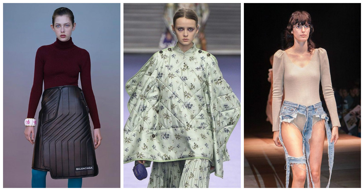 Модные вещи 2017 года вызывающие только замешательство