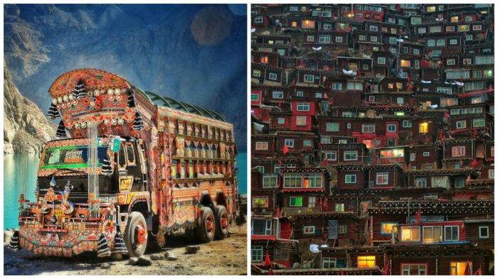 Кристиан Линдгр - фотограф, он бросил учебу и стал путешествовать по миру
