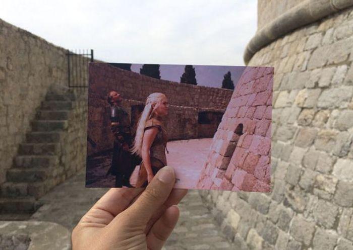 Поклонница «Игры престолов» объехала все места съемок любимого сериала