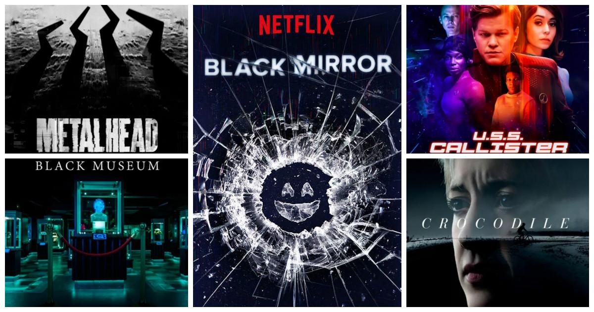 Фанаты ликуют! Netflix опубликовали трейлеры эпизодов четвёртого сезона сериала «Чёрное зеркало»