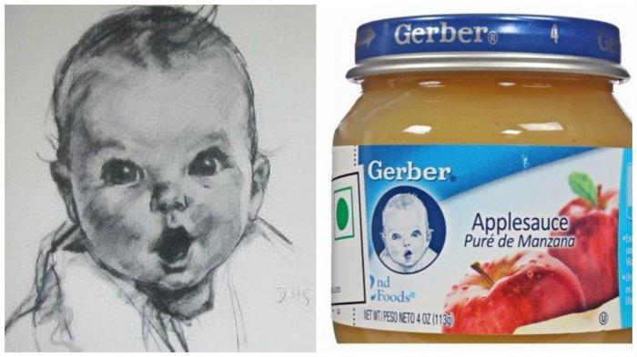 Как вы думаете, как сейчас выглядит ребенок с упаковки детского питания Gerber