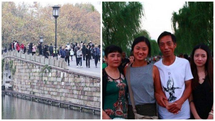 Каждый год родители приходили на мост в надежде увидеть свою дочь