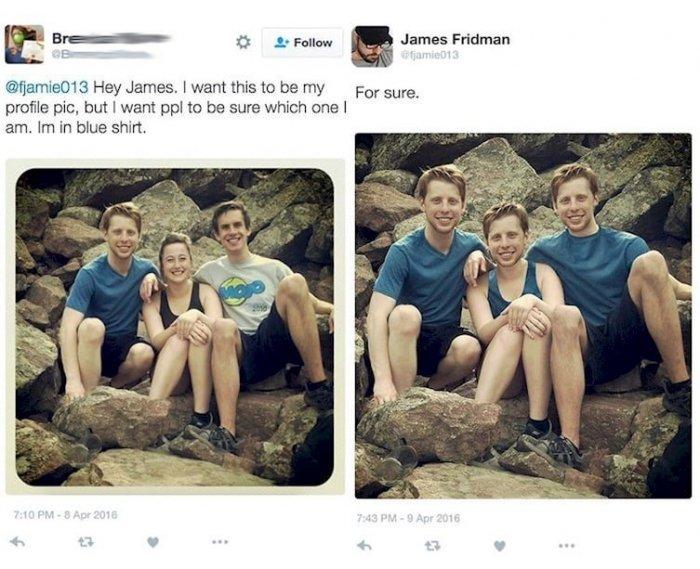 Этот фотошопер блестяще затроллил своих заказчиков