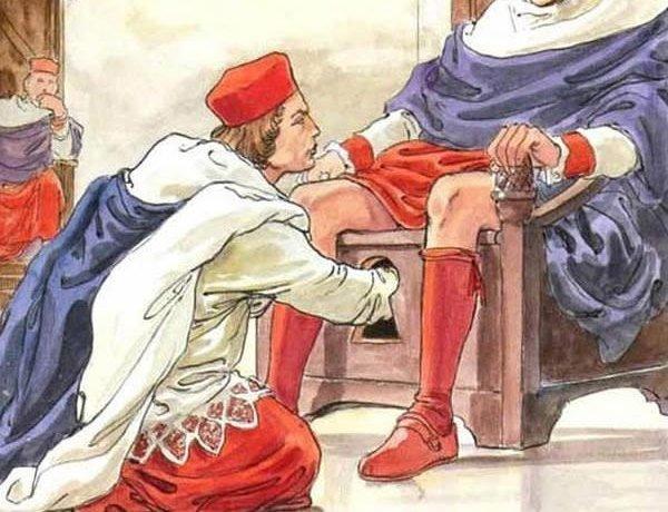 Римские секс обряды