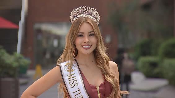Россиянка завоевала титул «Мисс бикини мира»
