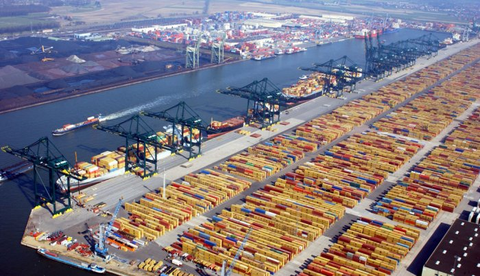 В Бельгии в порту нашли 7 тонн кокаина
