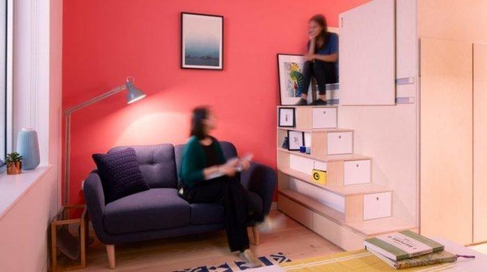 В тесноте, зато в Лондоне: можно ли жить в квартире площадью 19 кв. метров