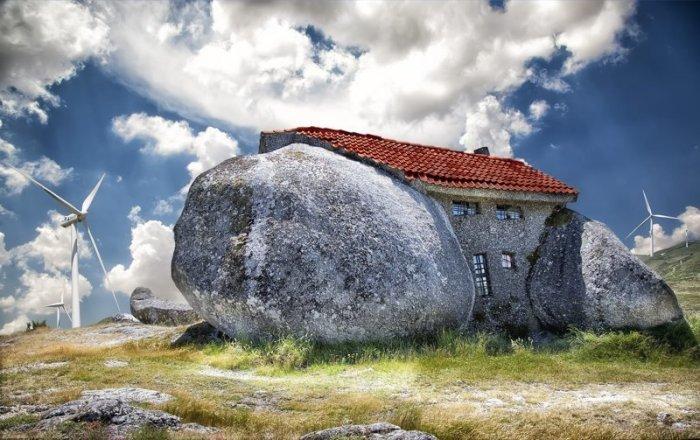 Каменные джунгли: загадочные дома, вырубленные в скалах