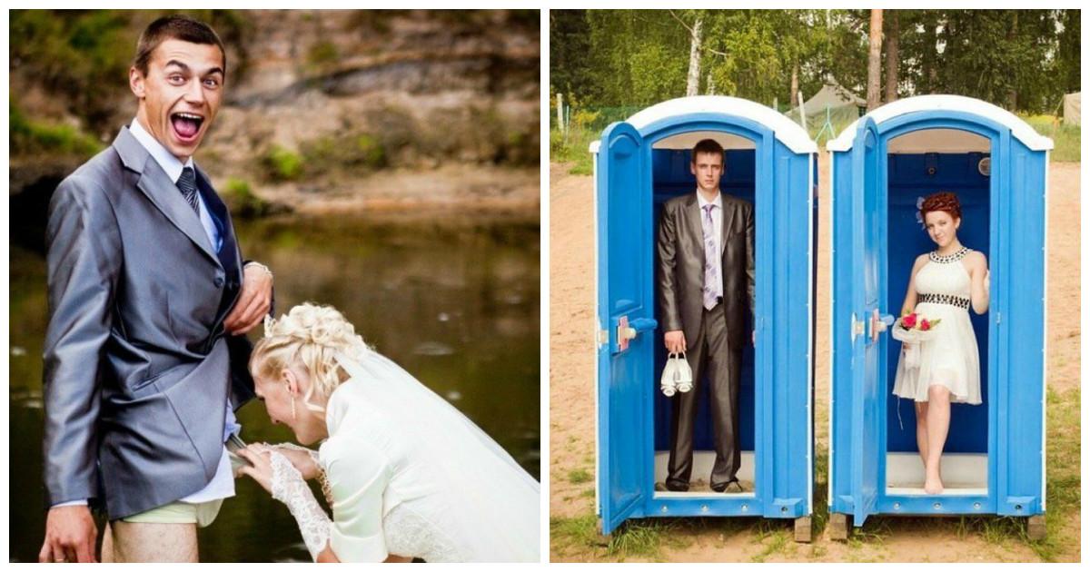 Маразм и безвкусица, или куда смотрел свадебный фотограф
