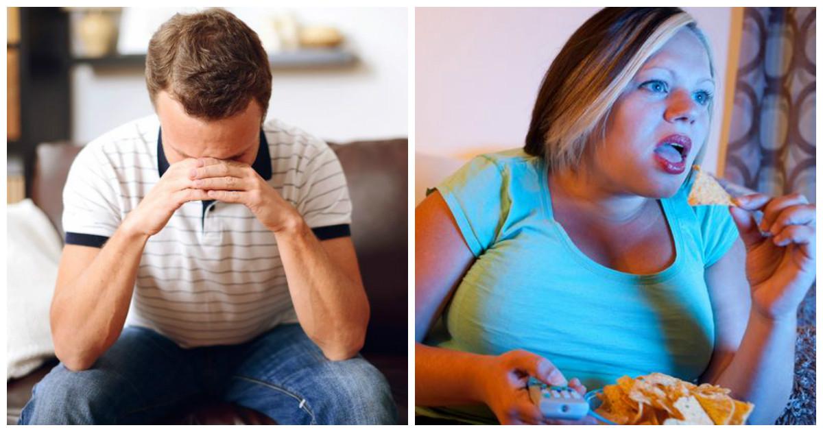 Супруги решили вместе похудеть, но все пошло не по плану