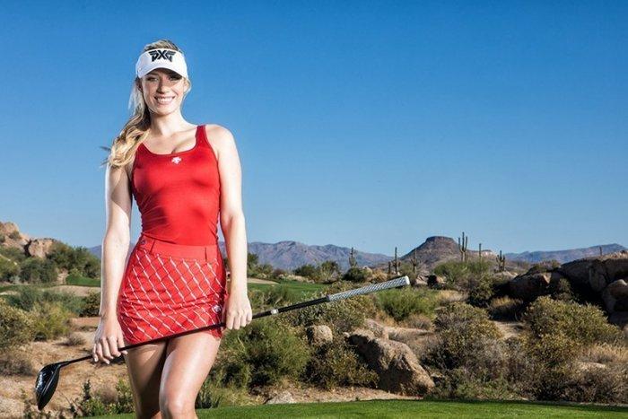 Самая сексуальная гольфистка планеты опасается за свою жизнь