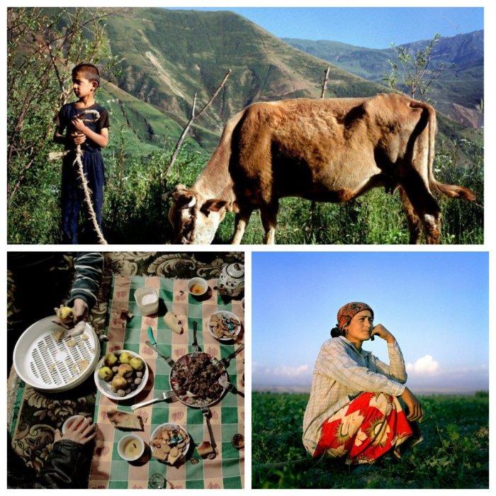 Вдали от кормильца: жизнь семей гастарбайтеров в Таджикистане